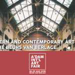 Go van Kampen at Amsterdam International Art Fair 2