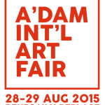 Go van Kampen at Amsterdam International Art Fair 1