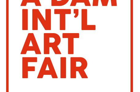 Go van Kampen at Amsterdam International Art Fair 1